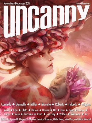 cover image of Uncanny Magazine Issue 19