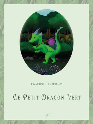 cover image of Le Petit Dragon Vert
