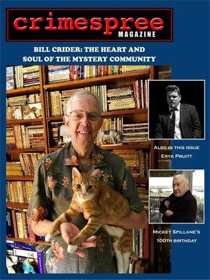 cover image of Crimespree Magazine Issue 67
