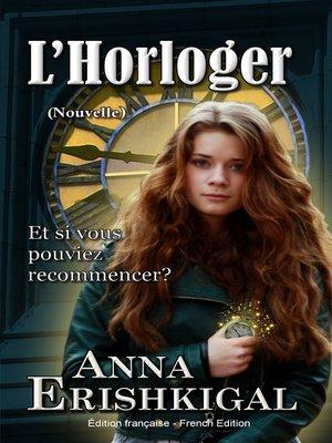 cover image of L'Horloger