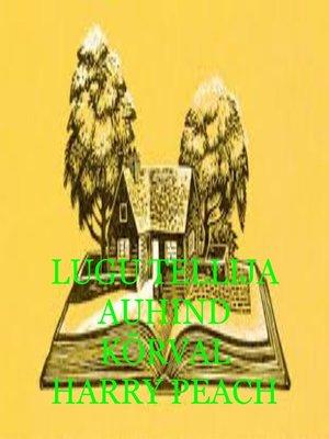 cover image of LUGU TELLIJA AUHIND
