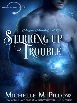 cover image of Stirring Up Trouble
