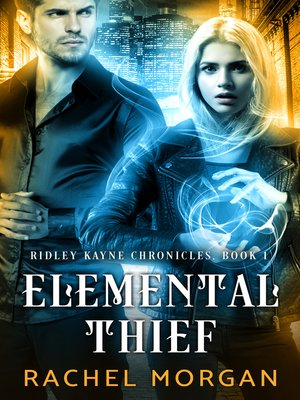 cover image of Elemental Thief