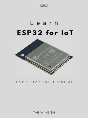 cover image of Learn ESP32 for IoT