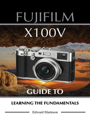 cover image of Fujifilm X100V