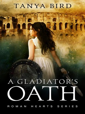cover image of A Gladiator's Oath
