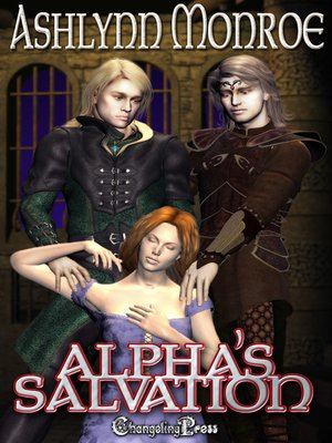 cover image of Alpha's Salvation