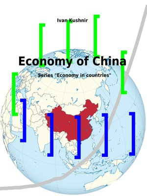 cover image of Economy of China