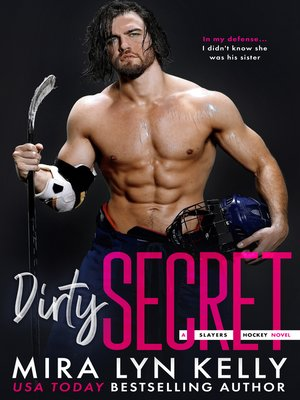 cover image of DIRTY SECRET