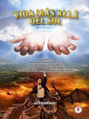 cover image of Vida mas alla del sol