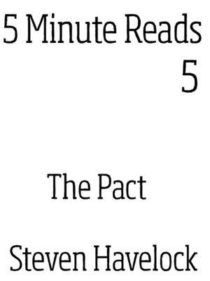 cover image of The Pact