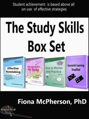 cover image of Study Skills Box Set