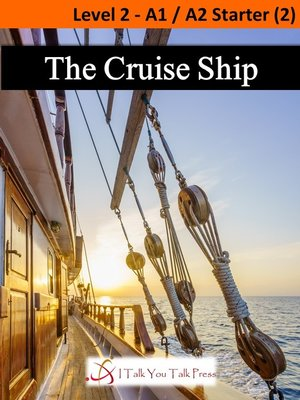 cover image of The Cruise Ship