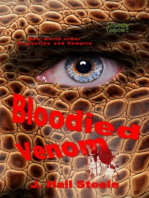 cover image of Bloodied Venom