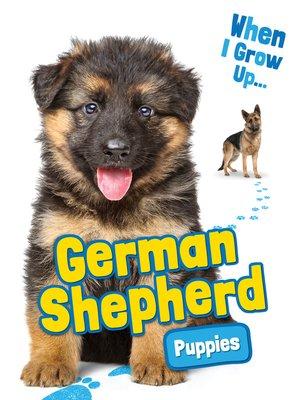 cover image of German Shepherd Puppies