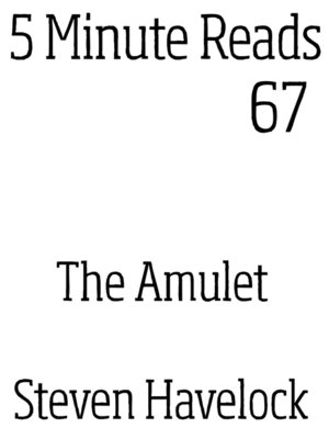 cover image of The Amulet