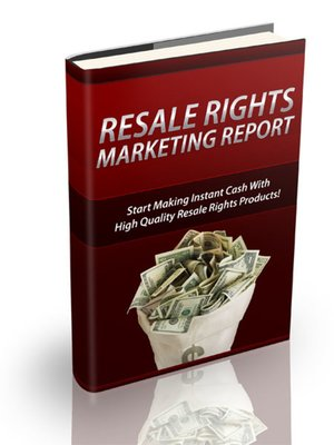 cover image of Resale Rights Report