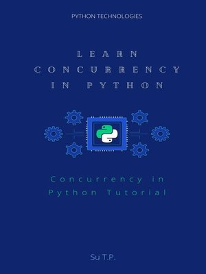 cover image of Learn Concurrency in Python