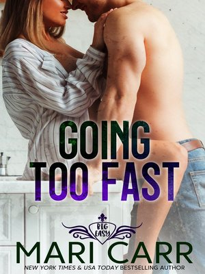 cover image of Going Too Fast