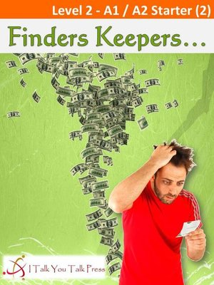 cover image of Finders Keepers...