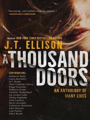 cover image of A Thousand Doors