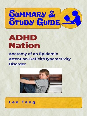 cover image of Summary & Study Guide--ADHD Nation