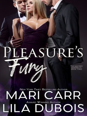 cover image of Pleasure's Fury