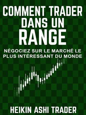 cover image of Comment trader dans un range