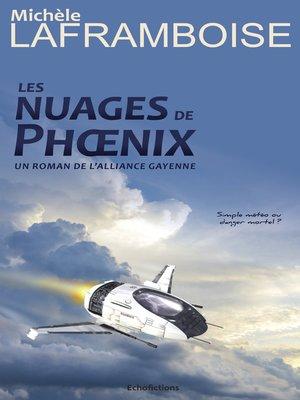 cover image of Les nuages de Phoenix