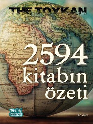 cover image of 2594 kitabın özeti