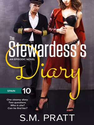 cover image of The Stewardess's Diary: Spain: