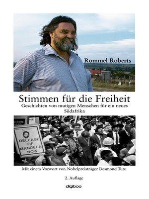 cover image of Stimmen für die Freiheit