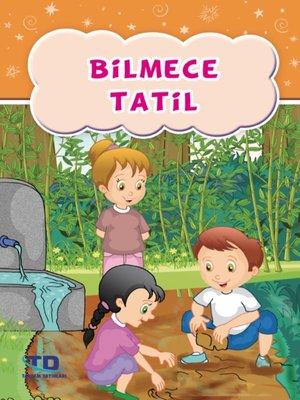 cover image of Bilmece Tatil