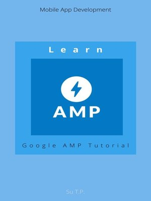 cover image of Learn Google AMP