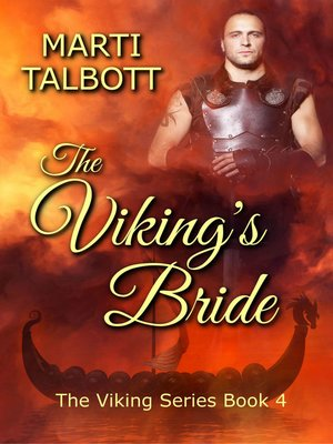 cover image of The Viking's Bride