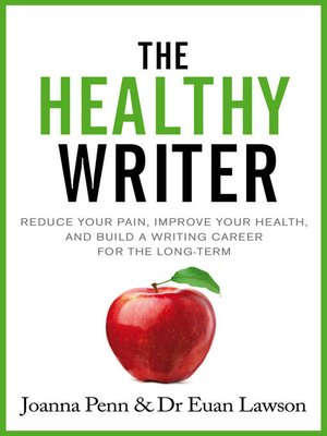 cover image of The Healthy Writer