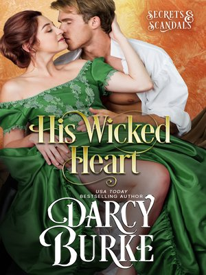 cover image of His Wicked Heart