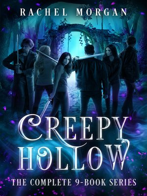 cover image of The Complete Creepy Hollow Series