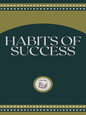 cover image of HABITS OF SUCCESS