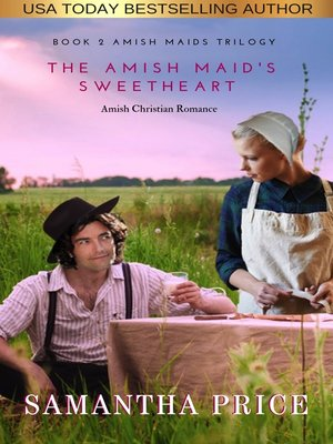 cover image of The Amish Maid's Sweetheart