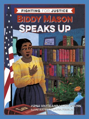 cover image of Biddy Mason Speaks Up
