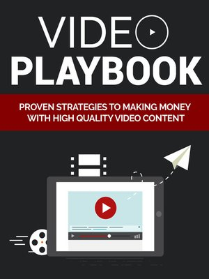cover image of Video Playbook