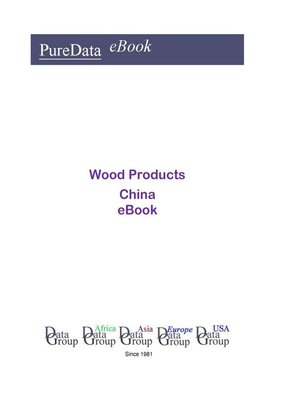 cover image of Wood Products in China