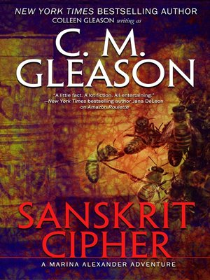 cover image of Sanskrit Cipher