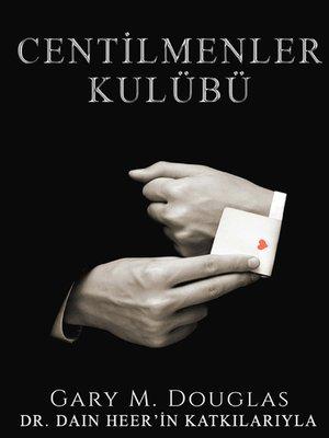 cover image of CENTLMENLER KULÜBÜ