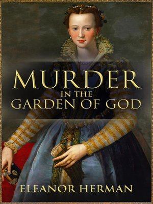 cover image of Murder in the Garden of God
