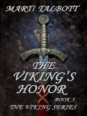cover image of The Viking's Honor