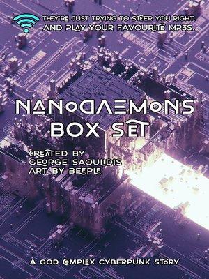 cover image of Nanodaemons Box Set