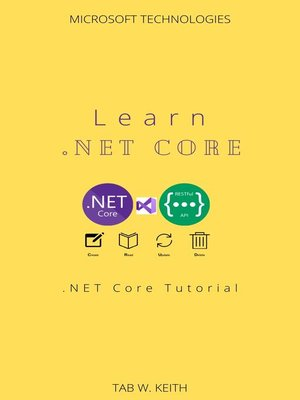 cover image of Learn .Net Core