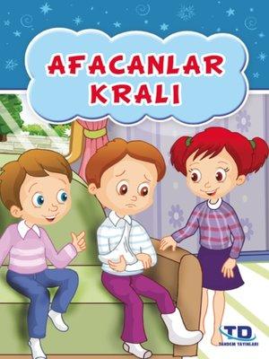 cover image of Afacanlar Kralı